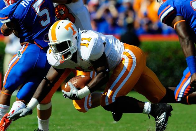 Tennessee Volunteers Football: All-Time Best Recruit at Each Position