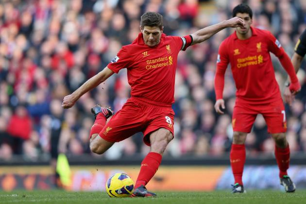 9 Best Right Feet in the English Premier League