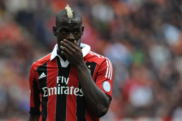 Recounting AC Milan Star Mario Balotelli's Greatest Quotes