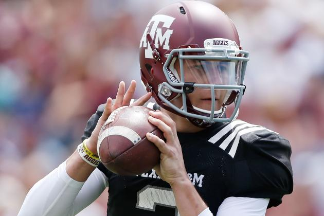 SEC Football Post-Spring Quarterback Rankings