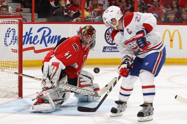 2013 NHL Stanley Cup Playoffs Goaltender Power Rankings: 1st-Round Edition