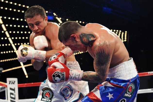 5 Fights to Look Forward to in 2013 Now That Mayweather vs. Guerrero Is over