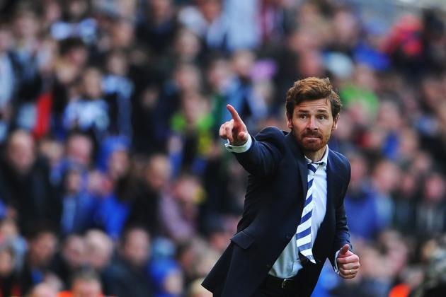 Tottenham Hotspur: Key Areas That Andre Villas-Boas Must Improve on Next Season