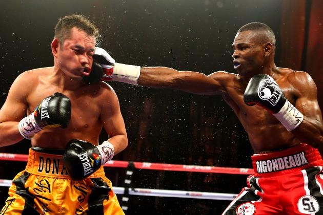 Ranking the 5 Most Disappointing Boxing Performances in 2013 so Far