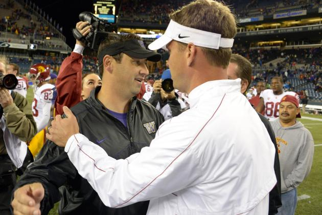 NCAA Power Rankings: Top 2014 Pac-12 Football Recruiting Classes
