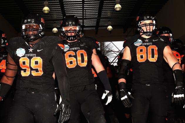 Oklahoma State Football Recruiting: 7 2014 Recruits the Cowboys Must Pursue