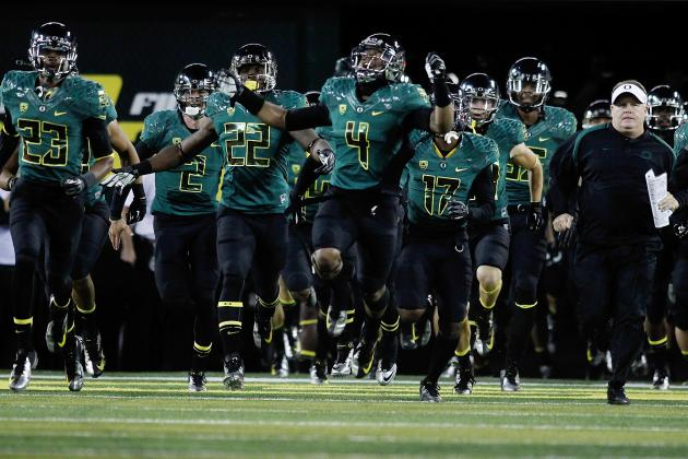 Oregon Football: All-Time Best Recruit at Each Position