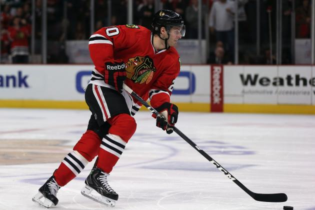 Ranking the 10 Best Rookies in the 2013 NHL Stanley Cup Playoffs