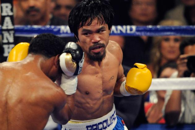 Manny Pacquiao: Does Pac-Man Have More to Gain or Lose in Brandon Rios Bout?