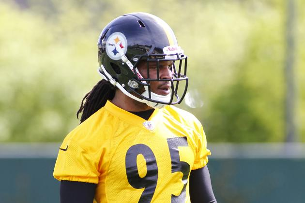 Predictions for Steelers' Rookies Based on Past Evidence