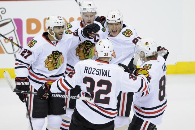 2013 NHL Playoffs: Ranking the Top Matchups We Want to See in Later Rounds