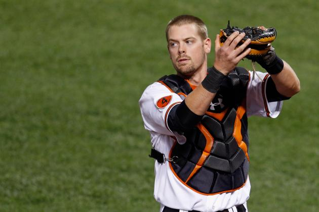 The Top 5 Catchers No One in MLB Should Run on