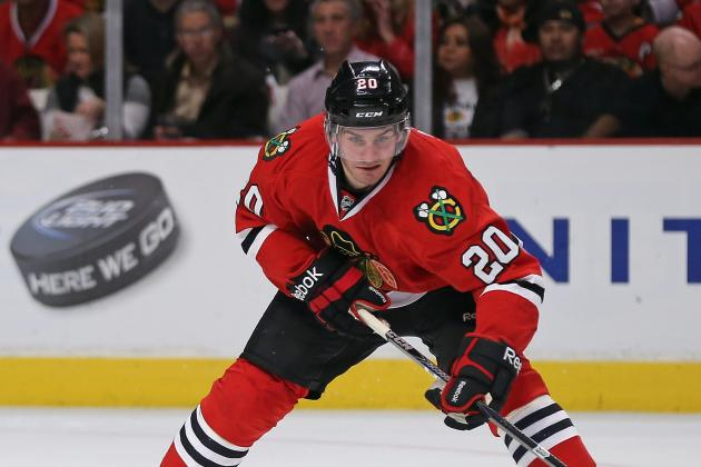 Chicago Blackhawks: 5 Players to Watch in Game 4
