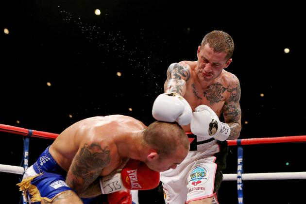 Ricky Burns vs. Jose Gonzalez: Preview and Prediction for Lightweight Title Bout