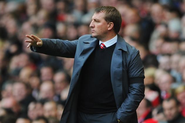 Identifying Liverpool's Tactical Plan B Under Brendan Rodgers
