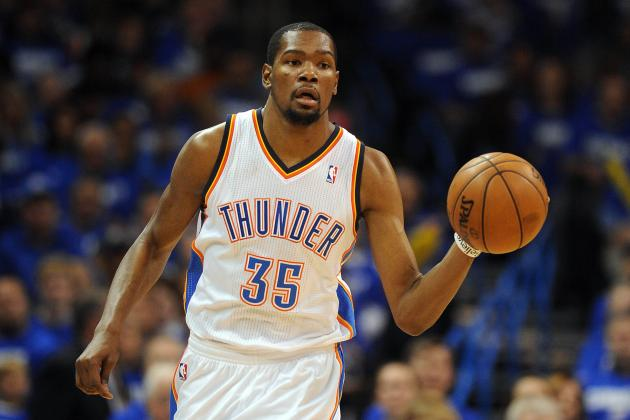 NBA Playoff Picks: Memphis Grizzlies vs. Oklahoma City Thunder, Game 2