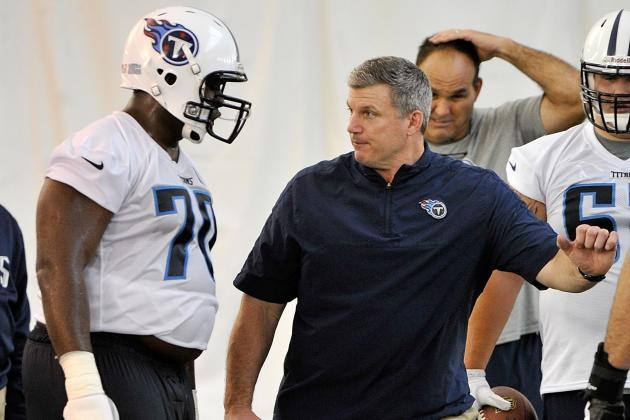 How Does the Titans' Offseason Stack Up Against the Rest of the AFC South?