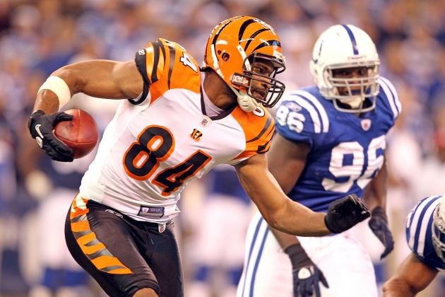 Grading the Cincinnati Bengals' 2010 Draft Class