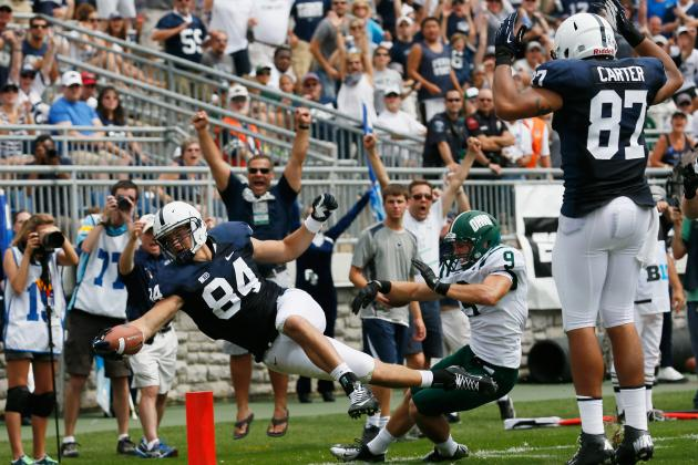 Penn State Football: 5 Players Who Will Be Under the Most Pressure in Fall Camp