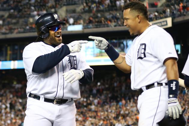 Ranking the 5 Best Hitting Duos in Detroit Tigers History