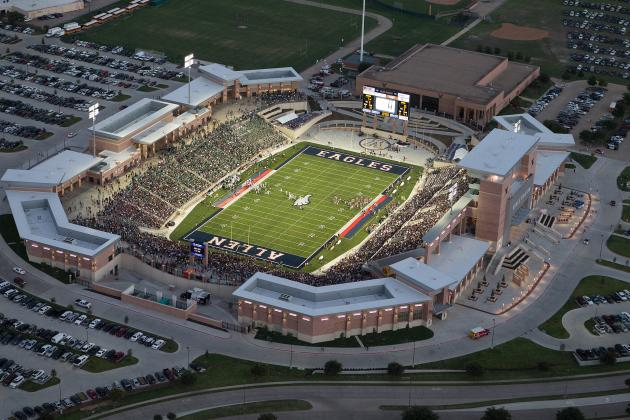 The Most Expensive High School Football Stadium in America