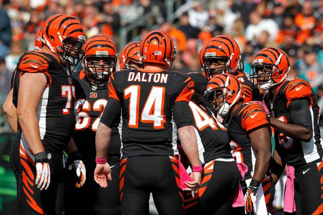 Missing Pieces the Cincinnati Bengals Could Still Land