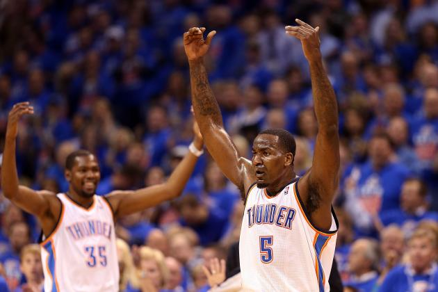 Fact vs. Fiction from OKC Thunder's NBA Playoffs Performance so Far