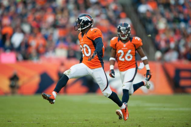 Projecting the Denver Broncos' Most Heated Roster Battles This Offseason
