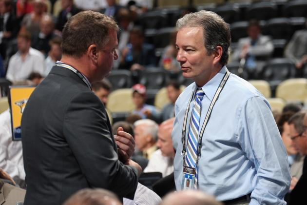 Ranking the 10 Savviest General Managers in the NHL