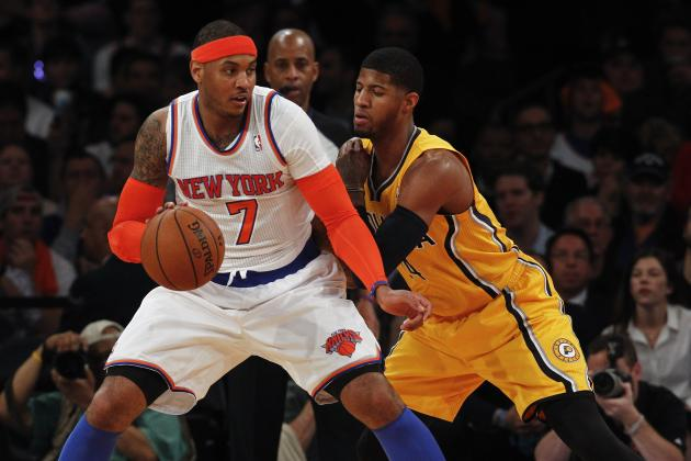 Indiana Pacers  vs. New York Knicks: Game 2 Postgame Grades and Analysis