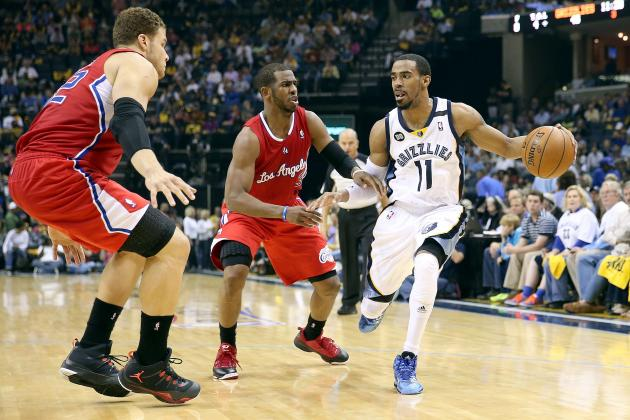 Fact or Fiction from Memphis Grizzlies' Playoff Performance so Far