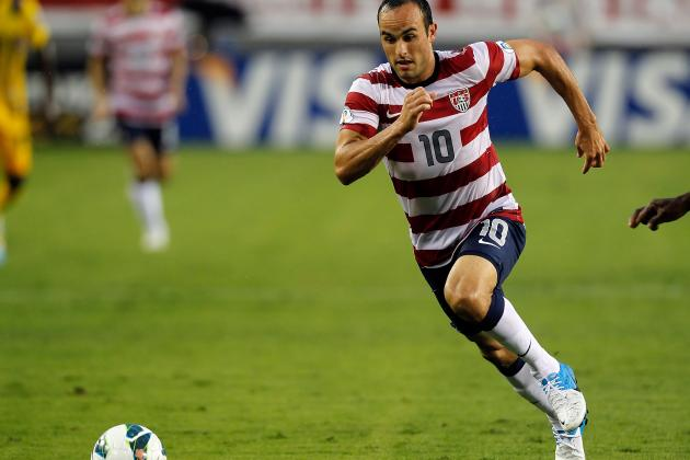 Picking a Perfect Lineup for the USMNT with Landon Donovan