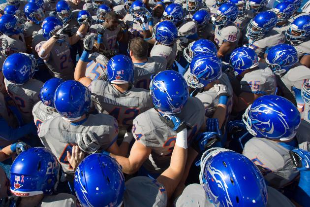 Boise State Football: All-Time Best Recruit at Each Position