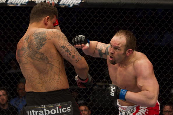 Shane Carwin Retires: Power Ranking His UFC Fights
