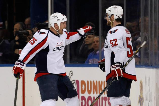 Who's Hot and Who's Not for the Washington Capitals in the 2013 Playoffs