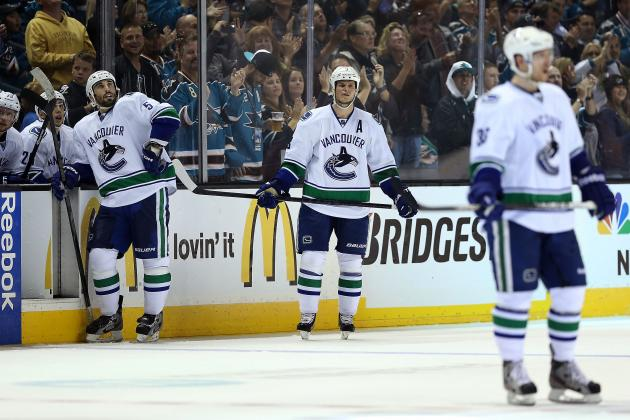 Who's to Blame for Vancouver Canucks' Disastrous Postseason?