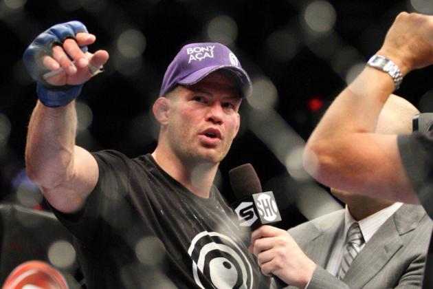 10 MMA Studs of 2012 That Have Taken a Step Back in 2013