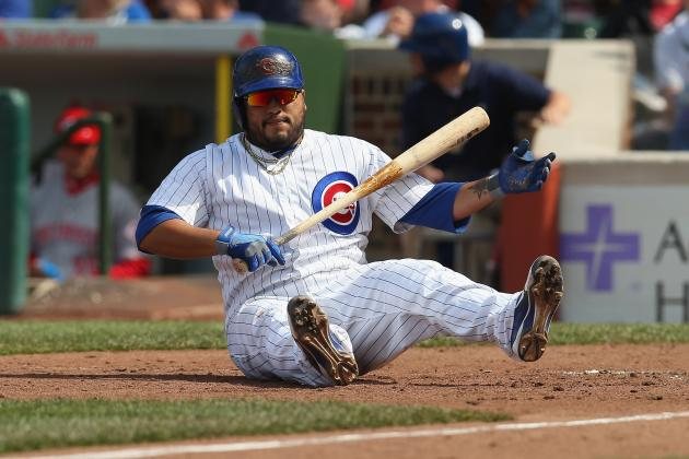 Cubs Players Who Should Be Demoted to the Minors