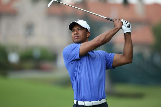 Players Championship 2013: Hottest and Coldest Golfers Heading into Tournament