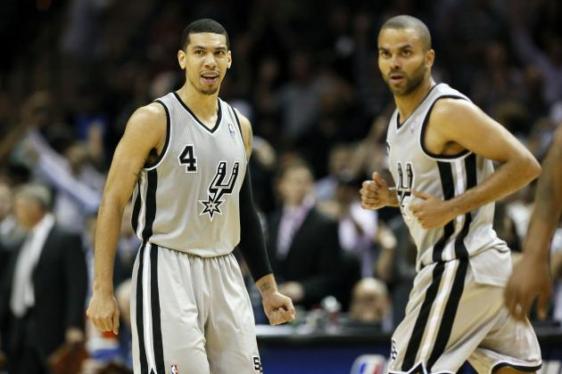 NBA Picks: Golden State Warriors vs. San Antonio Spurs, Game 2