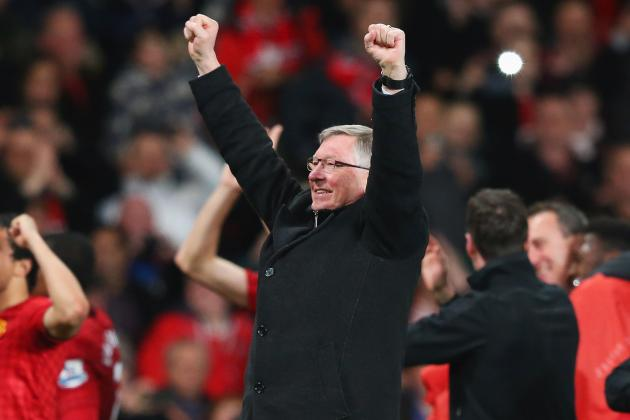 Manchester United's 13 Most Mesmerizing Victories Under Sir Alex Ferguson