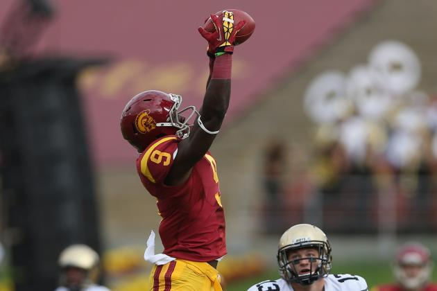 Pac-12 Football Post-Spring Wide Receiver Rankings