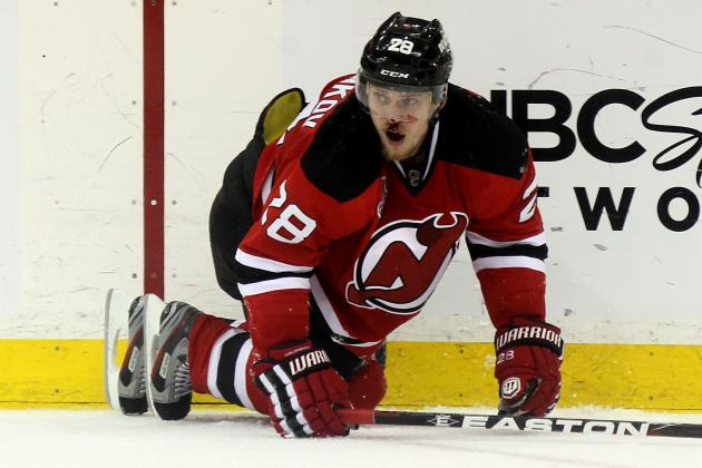 Replacements for 4 New Jersey Devils Who Disappointed in 2013