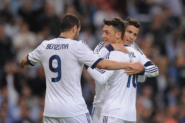 Real Madrid 6-2 Malaga: What We Learned from Los Blancos' Big Win