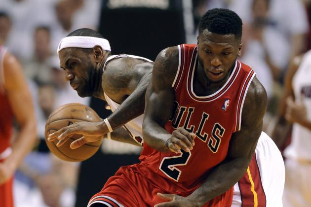 Chicago Bulls vs. Miami Heat: Game 2 Postgame Grades and Analysis