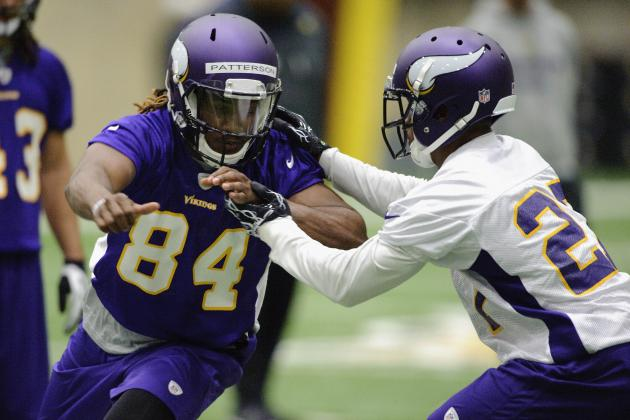 Minnesota Vikings: Top Positional Battles for the Summer of 2013