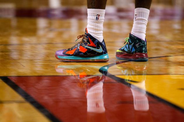 Ranking the Best Sneakers of the NBA Playoffs