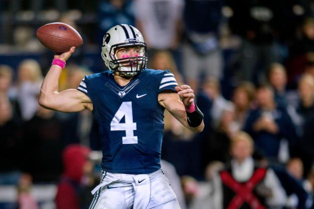 BYU Football: What Taysom Hill Must Do to Prove Doubters Wrong