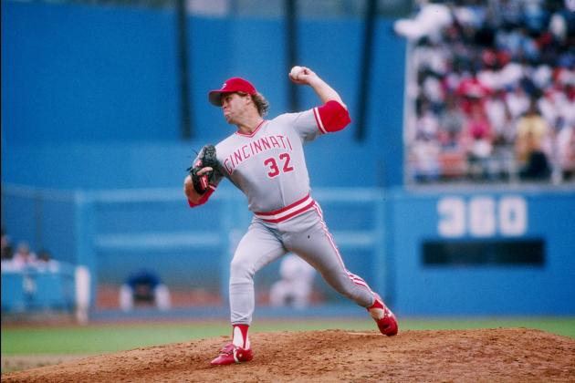 Ranking the Greatest Pitching Performances in Cincinnati Reds History