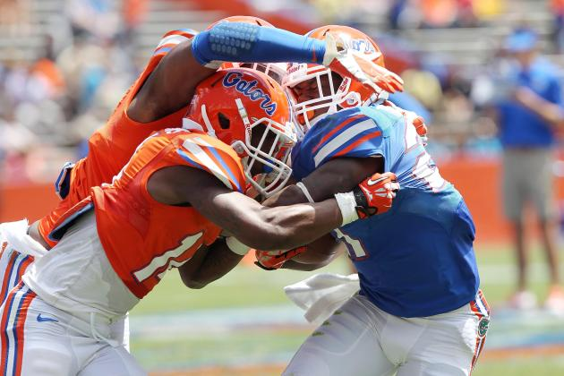 Florida Gators Football: All-Time Best Recruit at Each Position